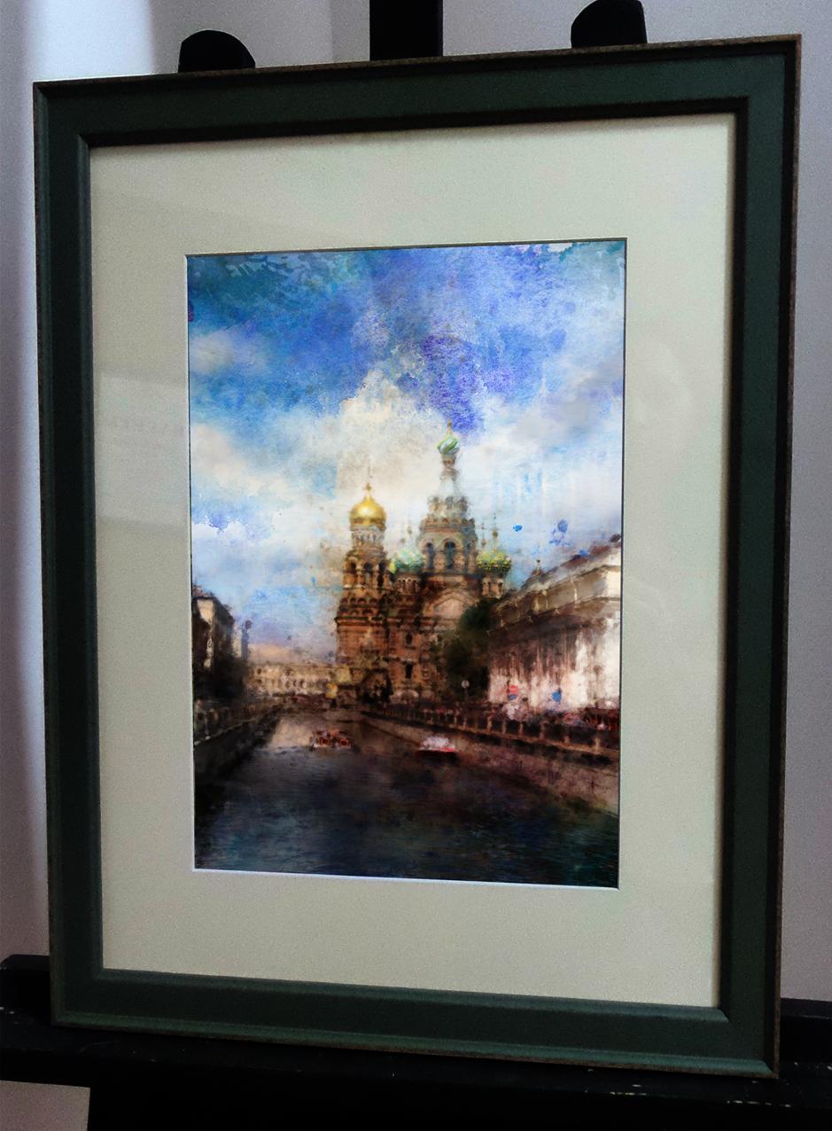 Жемчужина Санкт-Петербурга — Спас на крови