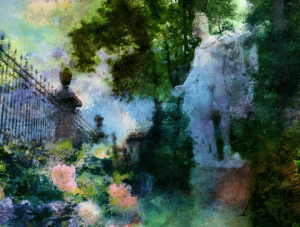 мистерия летнего сада