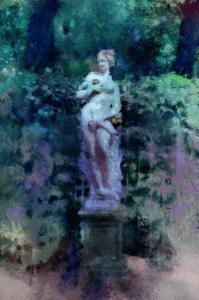 статуя летнего сада