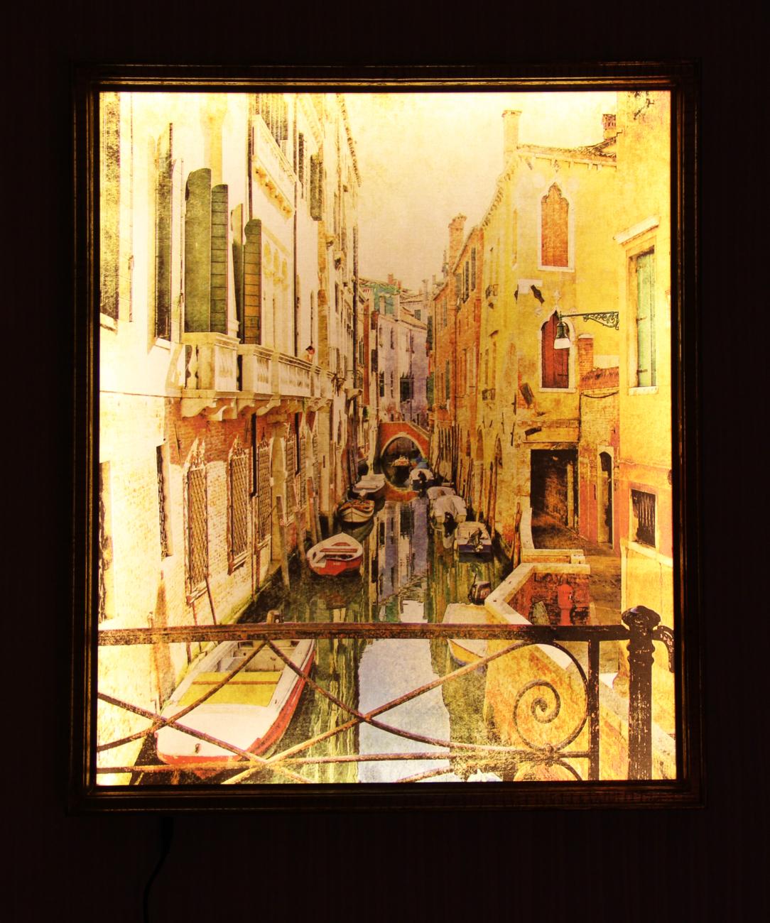 Венеция - ночь